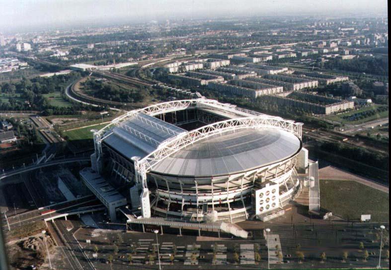 Hotels Near Amsterdam Arena Stadium